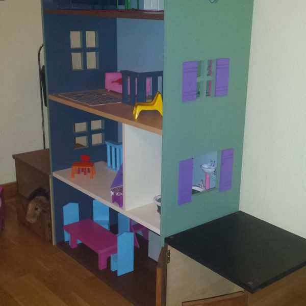 Bespoke Dolls House
