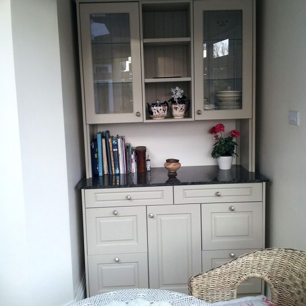 Painted Alcove Unit