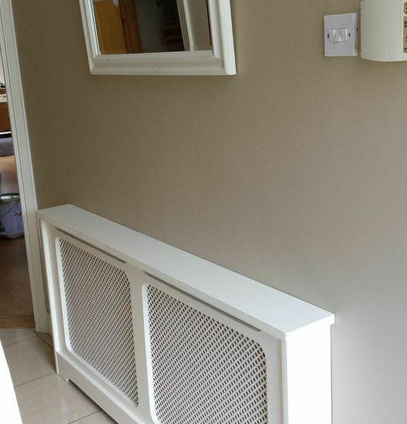 Painted Radiator Cabinet